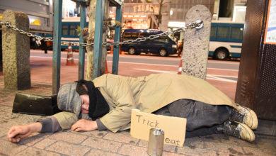 渋谷ハロウィン2019コスプレ写真集!ワープアからスク水男子まで 42