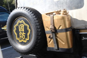 美し過ぎる街宣車【大日本國防塾総本部】国策企業だった三菱のこのジープには驚くべき事実が! 5