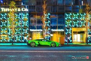 ストリート最強の撮影!諸星さん一番星号アニベルサリオ車高短仕様をシャネル、ヴィトン、ティファニー前で!