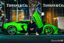 ストリート最強の撮影!諸星さん一番星号アニベルサリオ車高短仕様をシャネル、ヴィトン、ティファニー前で! 1