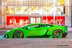 ストリート最強の撮影!諸星さん一番星号アニベルサリオ車高短仕様をシャネル、ヴィトン、ティファニー前で! 2
