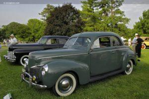 癒し系改造車!1940マーキュリー、40MercのフルカスタムホットロッドBlog