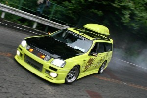 車線割りまくり!伝説の神奈川ストリートドリフトチームカーシーズンの暴れっぷりw 8