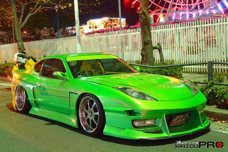 この車を知ってる人いませんか?今は海外のオーナーが大切に乗ってますが 2
