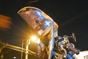 走りに不真面目な走り屋のバイクGSXR250パジャマ号EAST JAPAN 変態 ALL STARS 2
