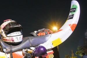 走りに不真面目な走り屋のバイクGSXR250パジャマ号EAST JAPAN 変態 ALL STARS 4