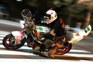 走りに不真面目な走り屋のバイクGSXR250パジャマ号EAST JAPAN 変態 ALL STARS 5