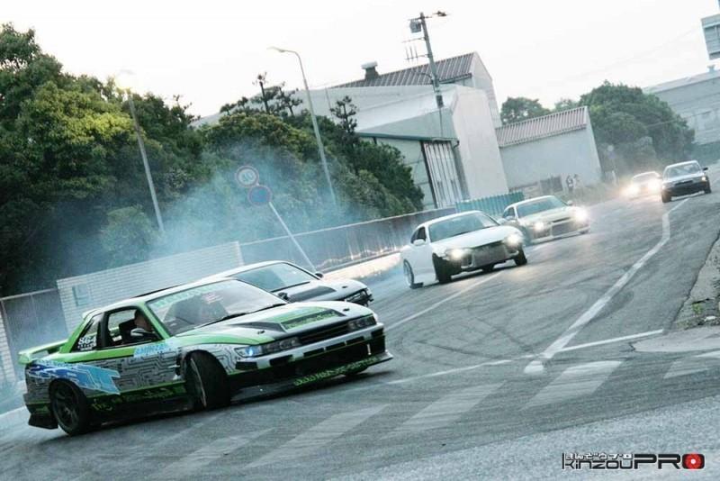 【滑りの美学】千葉県のヒーロー花島親分は走りも車の作りもペイントも 1