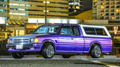 アメリカ人が喜ぶ激レア日本車マツダプロシードが専門誌掲載! 3
