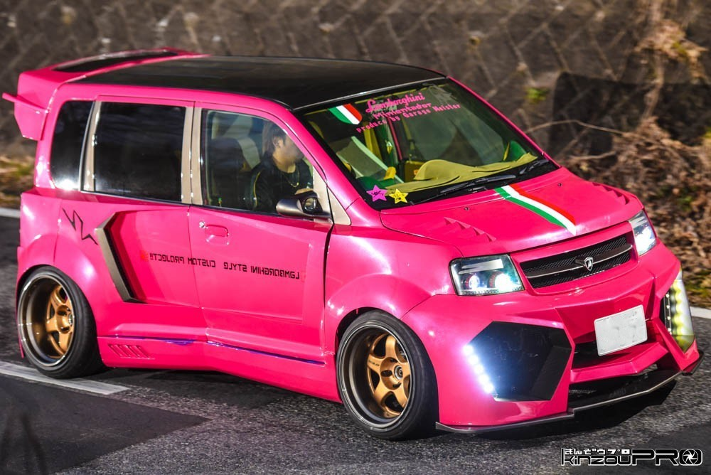 Photo of 軽自動車ランボルギーニ!アベンダドール仕様三菱ekワゴン実は超本気仕様だった!