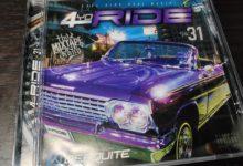 DJ Deequite / MixCD 4Yo Ride Vol.31に四年前のみなとみらいのローライダー写真使ってくれました 3