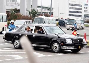 天皇陛下の御用車はプレジデントではなくセンチュリーです!http://blogs.yahoo.co.jp/pengin212003/32212011.html