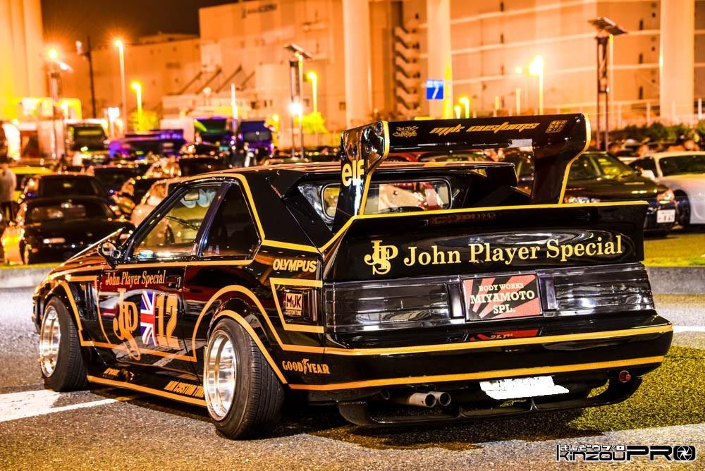 名車誕生!F1史上最も美しい車と言われJPSロータス79のカラーを暴走族がセリカXXで再現wBlog 3